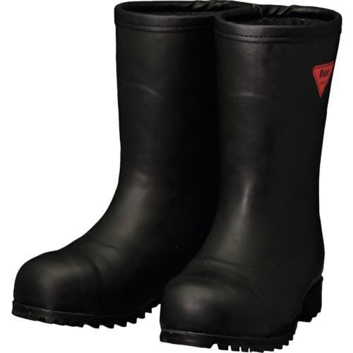 シバタ工業 防寒安全長靴 セーフティベアー #1011 白熊(フード無し) AC121−27.0 1足 (お取寄せ品) ぱーそなるたのめーる - 通販 - PayPayモール