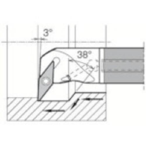 京セラ 内径加工用ホルダ E16X−SVPBR11−22A 1本 (お取寄せ品)