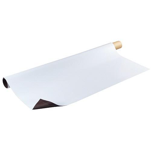 TANOSEE ホワイトボードシート 幅広サイズ 1200×3600×0.5mm 1枚 (メーカー直送品)