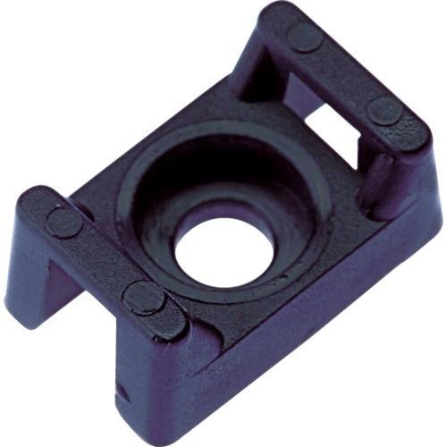 パンドウイット タイマウント 耐候性黒 TM3R6−M0 1パック(1000個) (お取寄せ品)