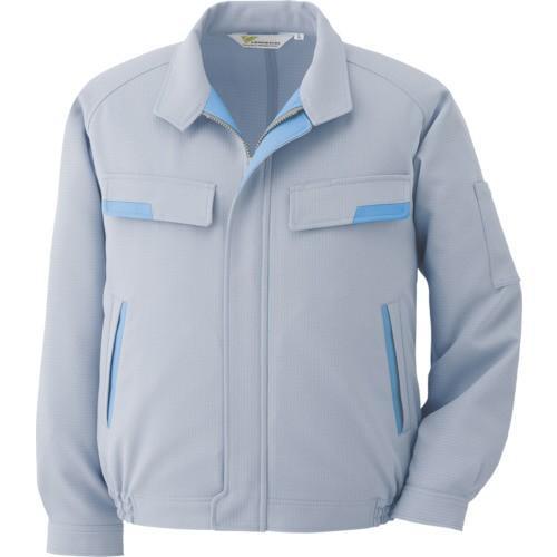 ミドリ安全 静電気帯電防止作業服 男女ペアブルゾン VE71 UE 4L 1着 (お取寄せ品)