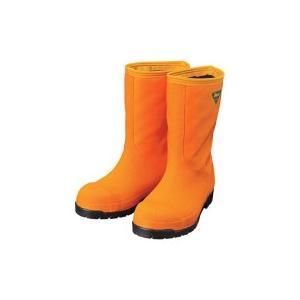 シバタ工業 冷蔵庫用長靴−40℃ NR031 26.0cm オレンジ NR031−26.0 1足 (お取寄せ品) ぱーそなるたのめーる - 通販 - PayPayモール