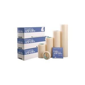 中興化成工業 チューコーフロー 粘着テープ 0.18−50×10 ASF110FR−18X50 1巻 (お取寄せ品)