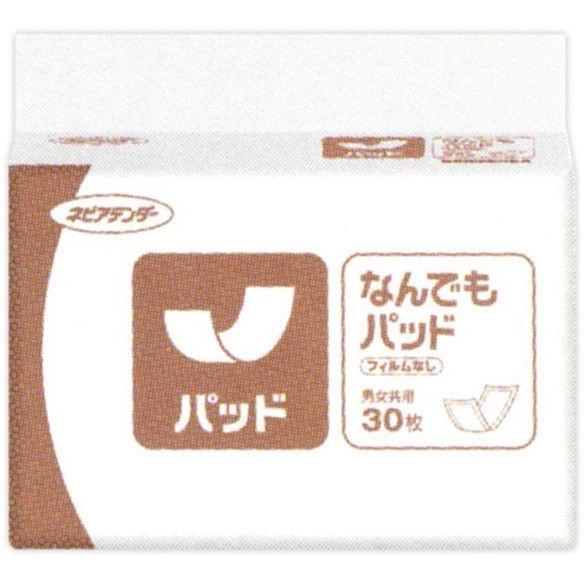 ネピアテンダー なんでもパッド 30枚 1袋 介護用品|tanosinia