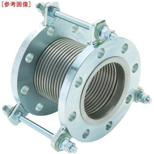 ゼンシン AVJOINT80 ゼンシン ステンレス製防振継手(フランジ型)