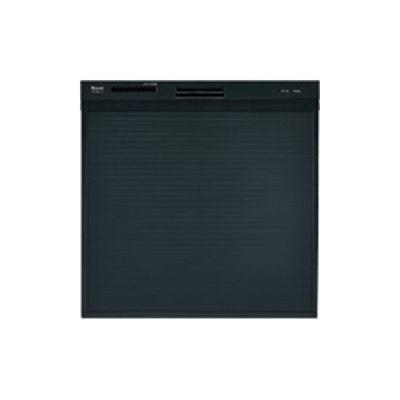 【納期目安:3週間】リンナイ RSW-404A-B ビルトイン食器洗い乾燥機スライドオープンタイプ ブラック (RSW404AB)
