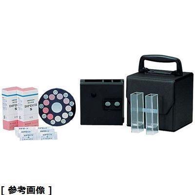 【納期目安:1週間】BZV1401 DPD法残留塩素測定器エンパテスター