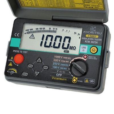 共立電気計器 3023A デジタル絶縁抵抗計