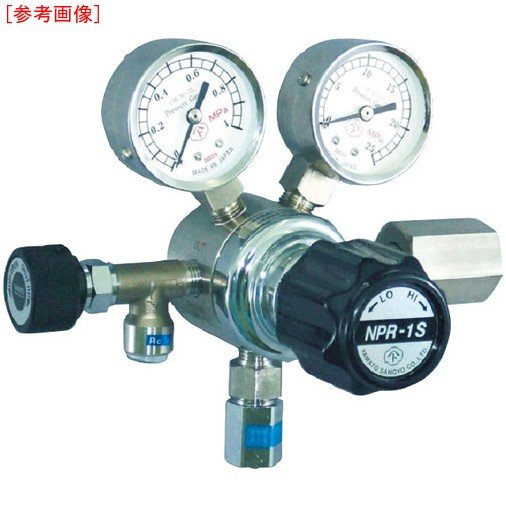ヤマト産業 4560125829383 ヤマト 分析機用圧力調整器 NPR−1S