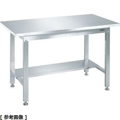 サカエ SUS3-157TN ステンレス作業台・中板1枚付 (SUS3157TN)