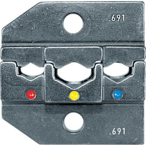RENNSTEIG社 RENNSTEIG社 RENNSTEIG社 62469130 RENNSTEIG 圧着ダイス 624−691 絶縁端子ISO 0.5−6.0 492