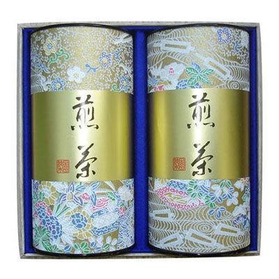 鈴木園 SZK-CI-50 【のし・包装可】宇治茶 高級煎茶セット(140g×2) Ci-50 (SZKCI50)