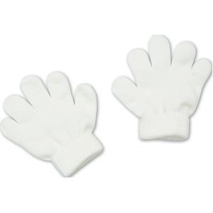 ds-1567182 (まとめ)アーテック ミニのびのび手袋 【幼児〜子供用サイズ】 アクリル製 ホワイト(白) 【×40セット】 (ds1567182)