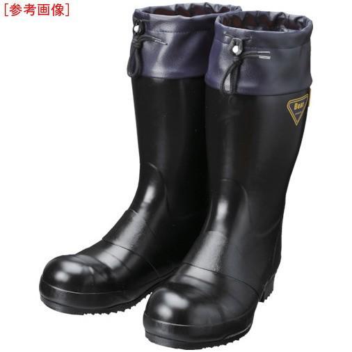 トラスコ中山 AE02125.0 SHIBATA 安全静電防寒長靴