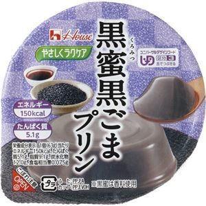 ds-2157498 黒蜜黒ごまプリン 48個 (ds2157498)