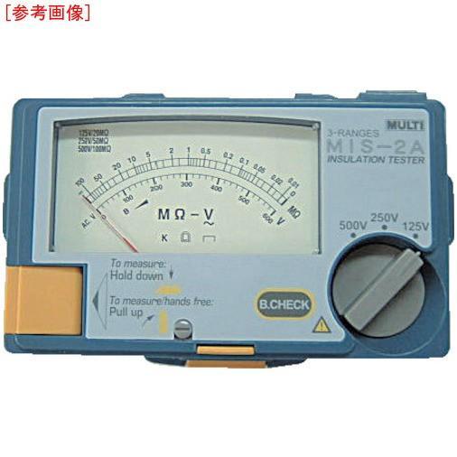 マルチ計測器 MIS-1A 「マルチ アナログ絶縁抵抗計」