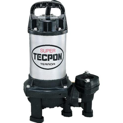 寺田ポンプ製作所 PX-250-50HZ 「寺田 汚物混入水用水中ポンプ 非自動 50Hz」