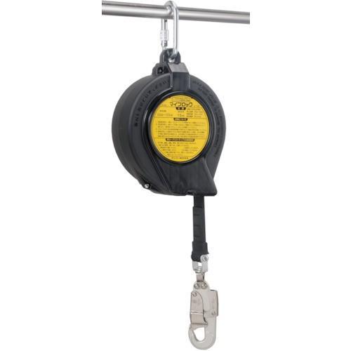 トラスコ中山 tr-2560836 タイタン マイブロック帯ロープ式 15M (tr2560836)