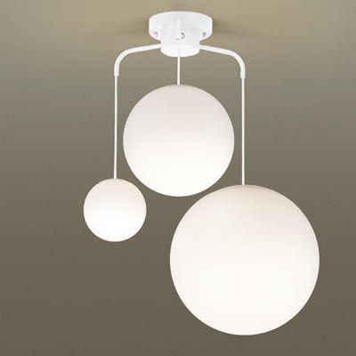 パナソニック LGB19321W 直付吊下型 LED シャンデリア 60形電球3灯相当・25形電球1灯相当 MODIFY(モディファイ)