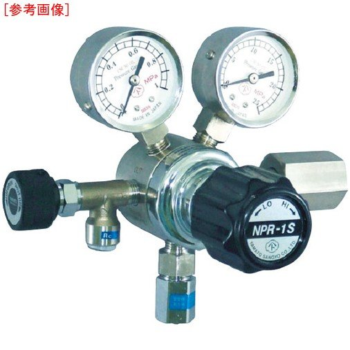 ヤマト産業 4560125829390 ヤマト 分析機用圧力調整器 NPR−1S