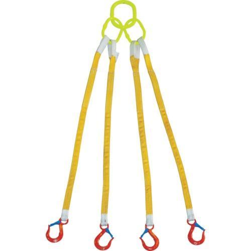 大洋製器工業 4580159599847 大洋 4本吊 インカリフティングスリング 1.6t用×1.5m