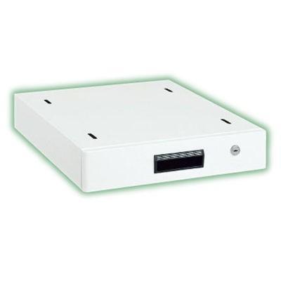 サカエ NKL-10WB 作業台用オプションキャビネット(パールホワイト) (NKL10WB)