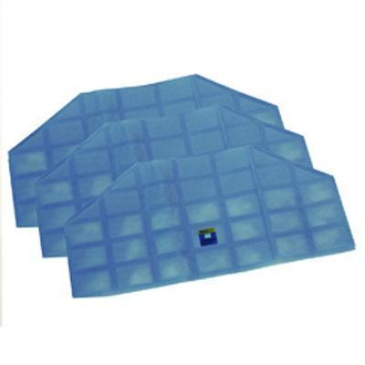 富士パックス販売 h809 ホコリよけ 湿気·臭い対策肩カバー110番【50個セット】