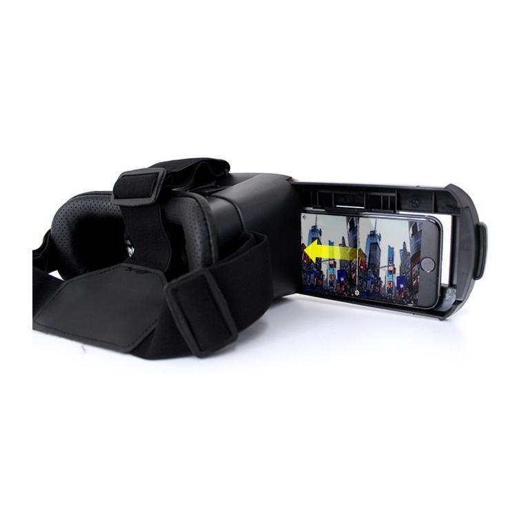 VRゴーグル iPhone Android VR スマホ VR BOX ヘッドセット 3D メガネ ゲーム ゴーグル iPhoneX iPhone8 iPhone7 3DVR 送料無料|tantobazarshop|07