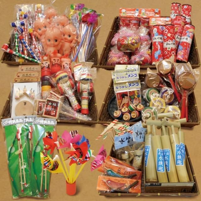 えんにち日本のおもちゃ卸売りセット(30,000円コース)