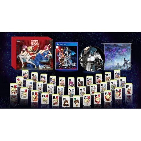 PS4 プレミアム限定版 Fate/EXTELLA LINK for PlayStation4(発売日より約1週間後の出荷 予約 キャンセル不可)