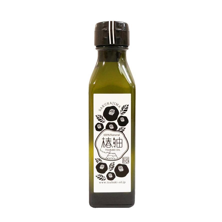 食用『椿油』:無添加、無着色、未精製の天然100%!スプーン1杯からの健やか生活に 110g tatchan-farm