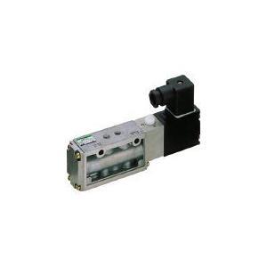 CKD 4Fシリーズパイロット式5ポート弁セレックスバルブ CKD(株) (4F210-08-AC200V) (4F210-08-AC200V) (4F210-08-AC200V) (110-3300) 576