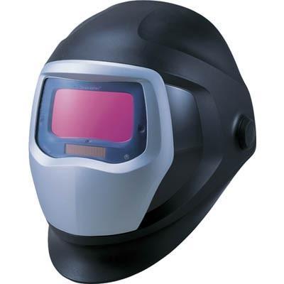 3M 溶接用自動遮光面 スピードグラス 9100X (9100X-501815)スリーエム 溶接面