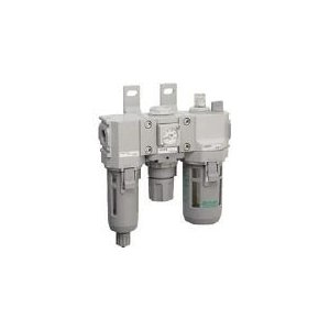 CKD モジュラータイプセレックスFRL 2000シリーズ CKD(株) (C2000-8-W-F1) (376-8538)