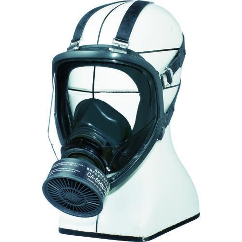シゲマツ 直結式防毒マスク中濃度タイプ (株)重松製作所 (GM-164) (254-9719)