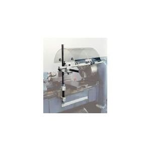 フジ マシンセフティーガード 旋盤用 ガード幅400mm 2枚仕様 フジツール(株) (LD-124) (333-8665)
