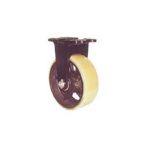 ヨドノ 鋳物重量用キャスター (株)ヨドノ (MUHA-MK150X75) (305-3245)