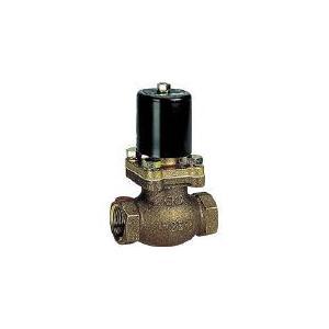 CKD 水用パイロットキック式2ポート電磁弁 100V CKD(株) (PKW-10-27-AC100V) (110-3695)