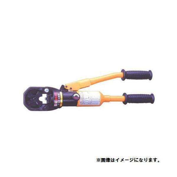 LOBSTER(エビ印) 手動油圧式圧着工具 AKH150S
