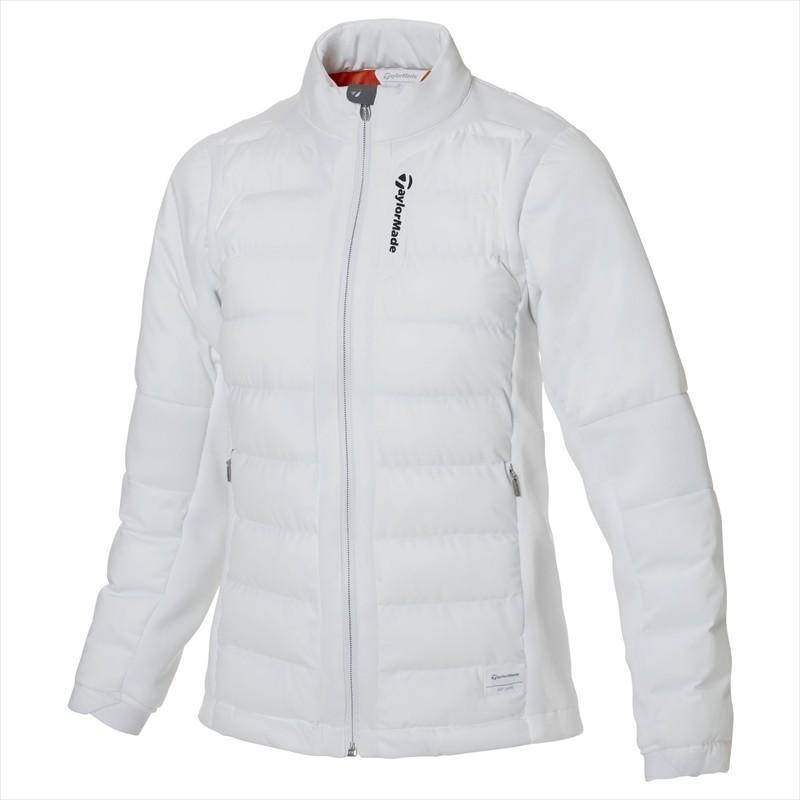 テーラーメイド(TaylorMade Golf) 【ウィメンズ】 ウォームムーブメントジャケット/ホワイト /KY515 /U24939