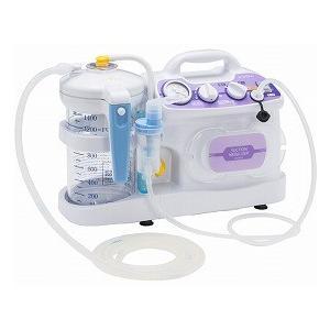 お気にいる 老人 高齢者 便利グッズ お年寄り 吸引吸入両用器セパ-IINS2-1400-介護用品