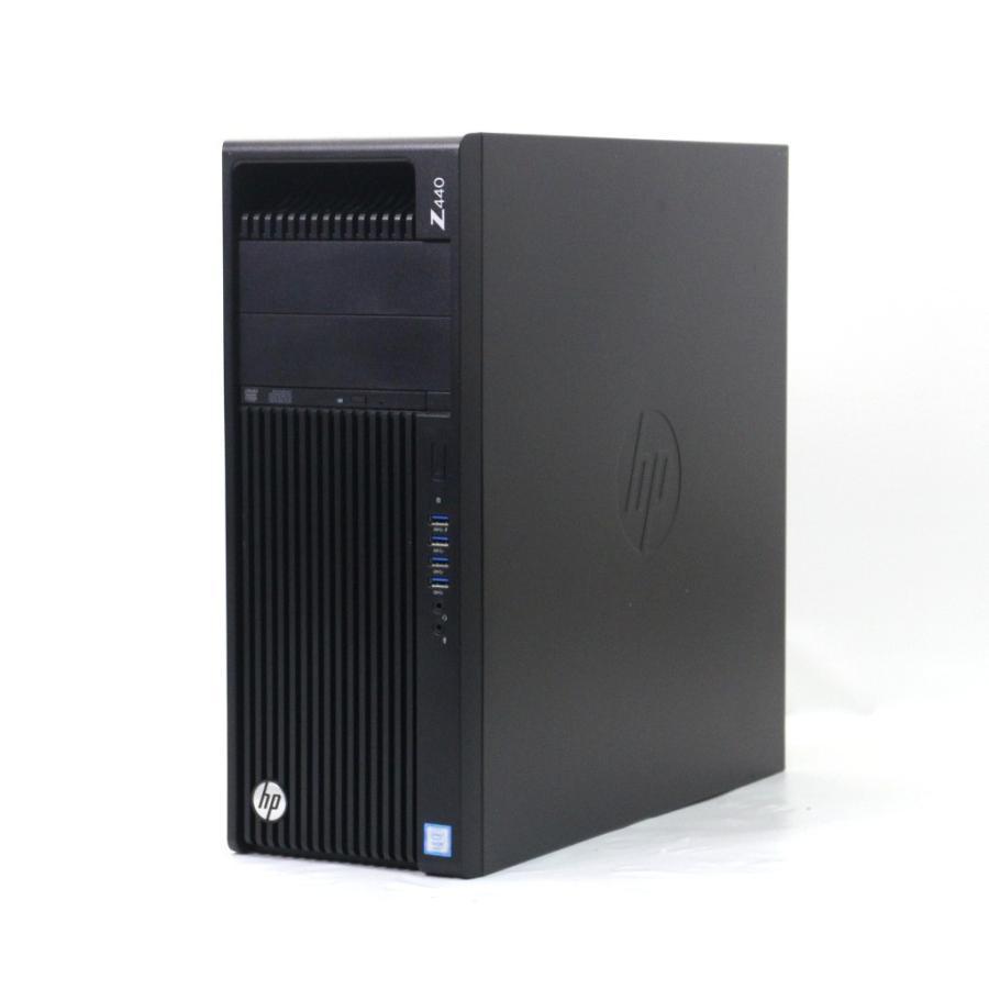 hp Z440 Workstation Xeon E5-1650 v3 3.5GHz 16GB 256GB(SSD) Quadro M4000 DVD-ROM Windows10 Pro 64bit|tce-direct