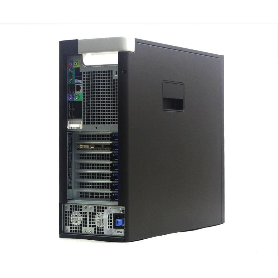 DELL Precision Workstation TOWER 5810 Xeon E5-1630 v3 3.7GHz 8GB 1TB(HDD) Quadro K2200 DVD+-RW Windows10 Pro 64bit|tce-direct|02