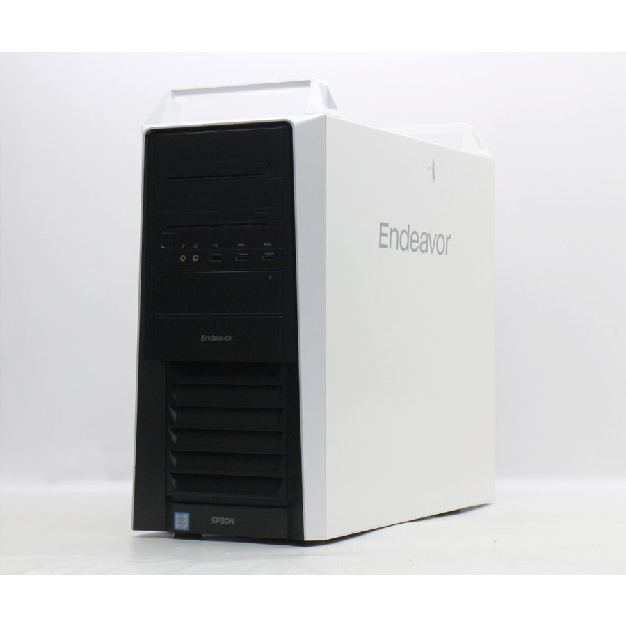 EPSON Endeavor Pro5700-H Core i7-6700K 4GHz 16GB 256GB(SSD) 1TB(HDD) HDMI DVI-D アナログRGB BD-RE Windows10 Pro 64bit|tce-direct