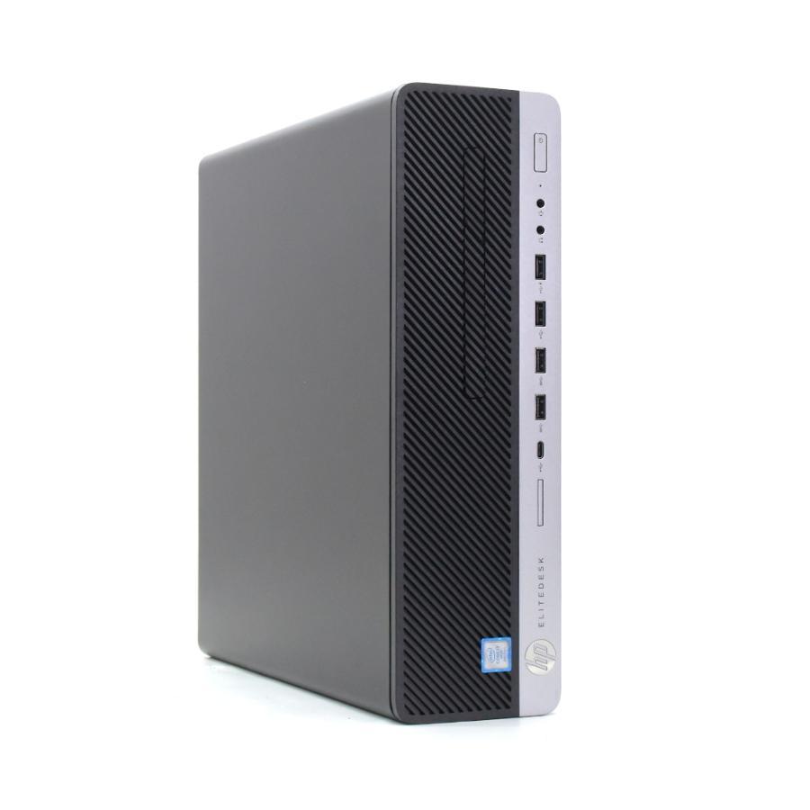 HP EliteDesk 800 G5 SFF Core i7-9700 3GHz 16GB 1TB(HDD) DisplayPort x2 アナログRGB出力 DVD+-RW Windows10 Pro 64bit tce-direct