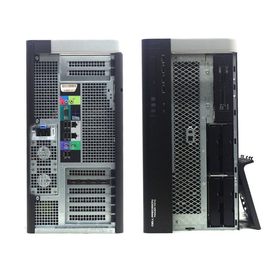 DELL Precision TOWER 7910 Xeon E5-2687W v4 3GHz*2 64GB 256GB(SSD) 2TB(HDD) Quadro M4000 DVD+-RW Windows10 Pro 64bit|tce-direct|02
