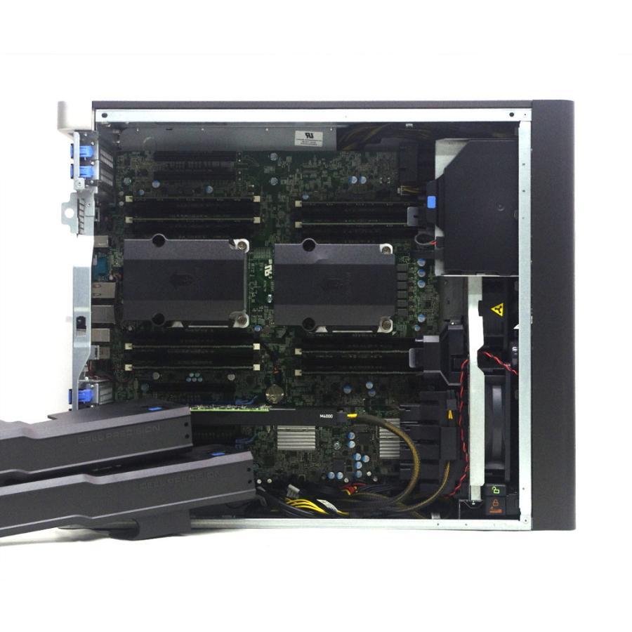 DELL Precision TOWER 7910 Xeon E5-2687W v4 3GHz*2 64GB 256GB(SSD) 2TB(HDD) Quadro M4000 DVD+-RW Windows10 Pro 64bit|tce-direct|03