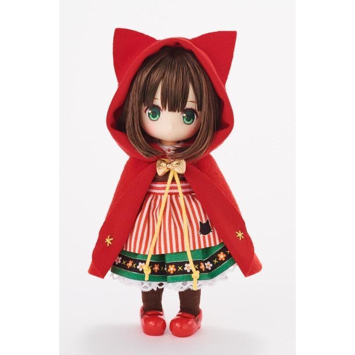 chuchu doll HINA 赤ずきん オビツ11