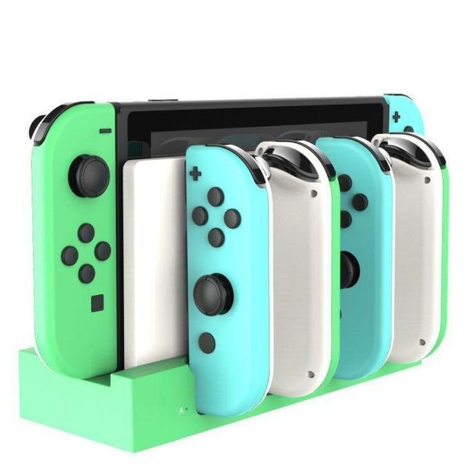 Nintendo Switch ジョイコン Joy-Con 4台同時充電 充電ドック 充電スタンド コントローラー 充電 充電器 任天堂 ニンテンドー スイッチ ニンテンドースイッチ|tds-shop|05