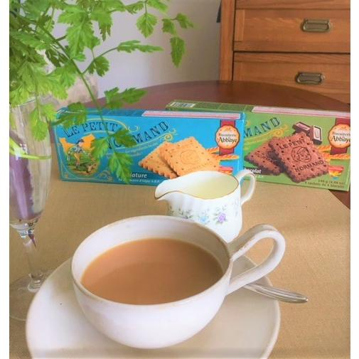 アベイ Abbaye ノルマンディサブレ tea-please1 03